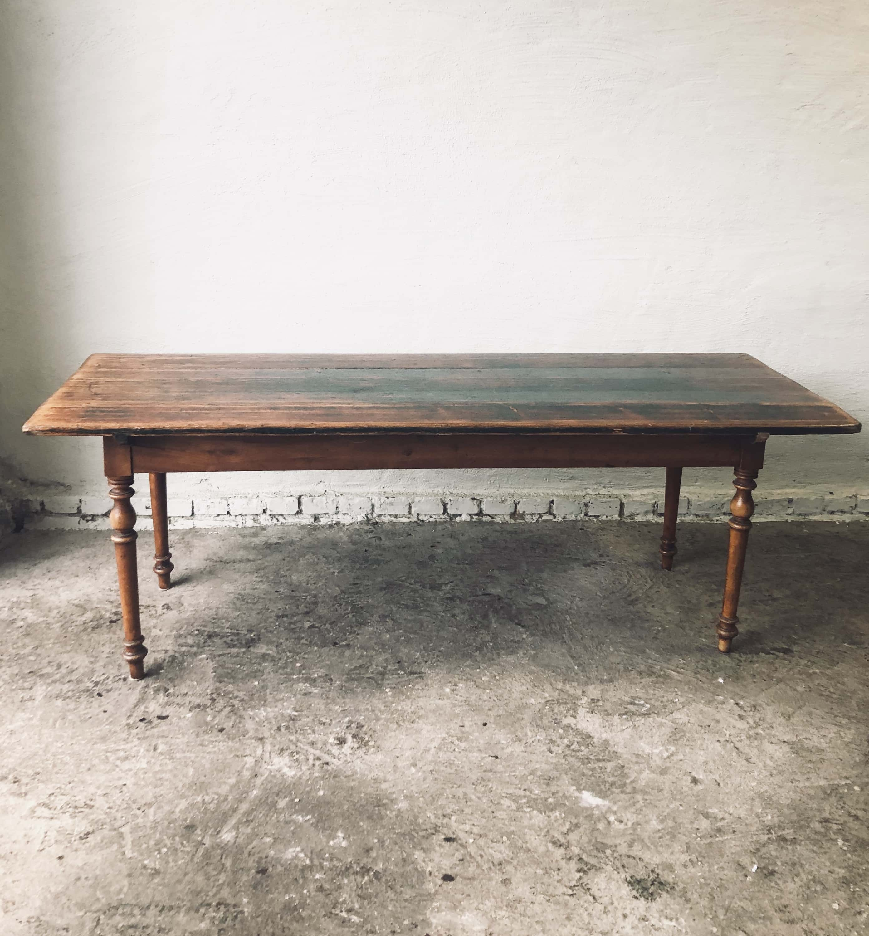 Amazing Antique Dining Room Table